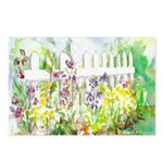 Garden Gate Blank Postcards (Package of 8)