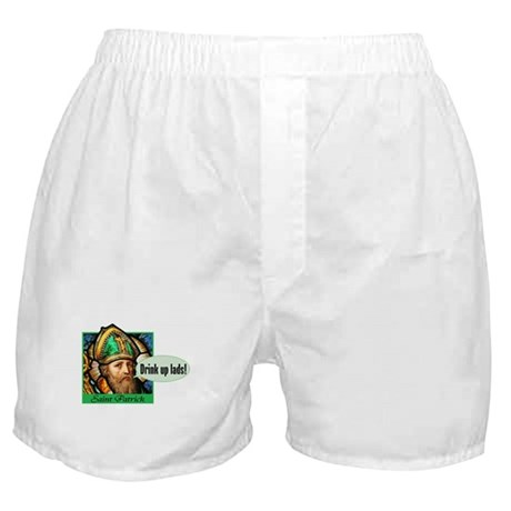 Drink Up Lads - Boxer Shorts