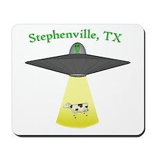 Stephenville UFO Mousepad