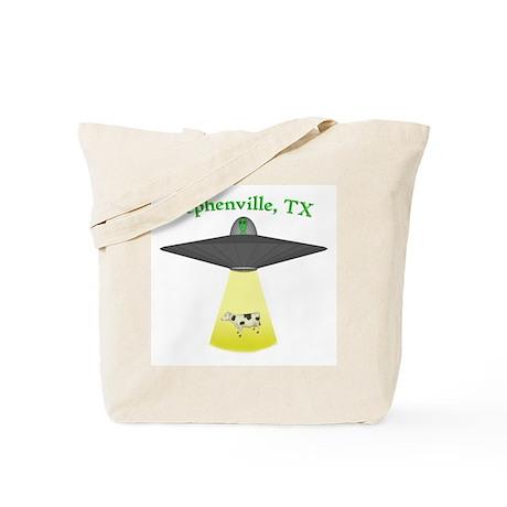 Stephenville UFO Tote Bag