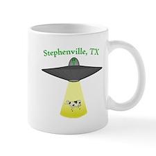 Stephenville UFO Mug
