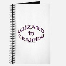 Wizard in training Journal