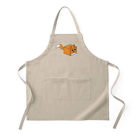 The Fox Box BBQ Apron