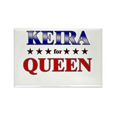 KEIRA for queen Rectangle Magnet
