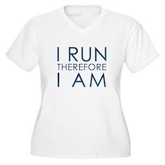 Runner Bum & Legs T-Shirt