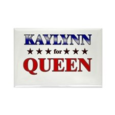 KAYLYNN for queen Rectangle Magnet