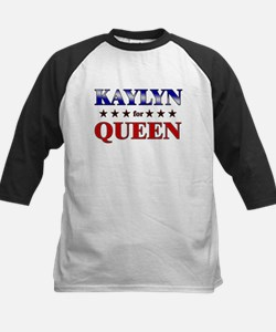 KAYLYN for queen Kids Baseball Jersey