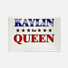 KAYLIN for queen Rectangle Magnet