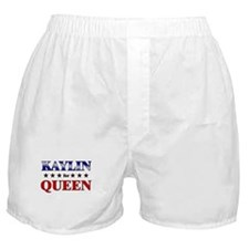 KAYLIN for queen Boxer Shorts