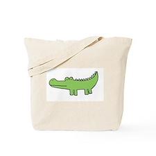 """allie gator"" Tote Bag"