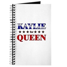 KAYLIE for queen Journal