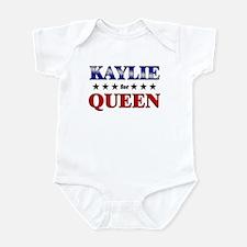 KAYLIE for queen Infant Bodysuit