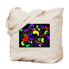 Jelly Bean Mice Gifts Tote Bag