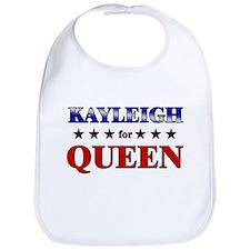 KAYLEIGH for queen Bib
