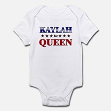 KAYLAH for queen Infant Bodysuit