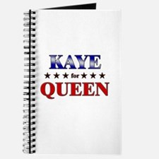 KAYE for queen Journal