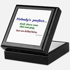Quotes Keepsake Box