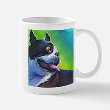 Boston Terrier Dog #12 Mug