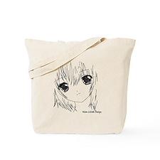 Unique Manga Tote Bag