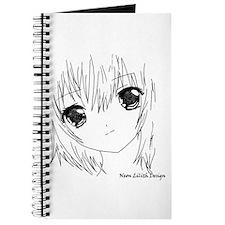 Cool Japanese anime Journal