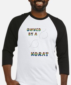 Owned by a Korat Baseball Jersey