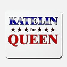 KATELIN for queen Mousepad