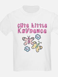 Cute Little Kaydence T-Shirt