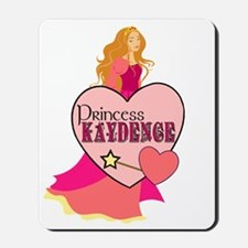 Princess Kaydence Mousepad