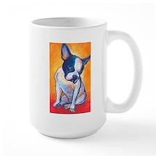 Boston Terrier Dog #13 Mug