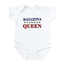 KATARINA for queen Infant Bodysuit