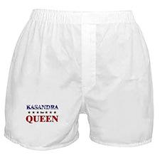 KASANDRA for queen Boxer Shorts