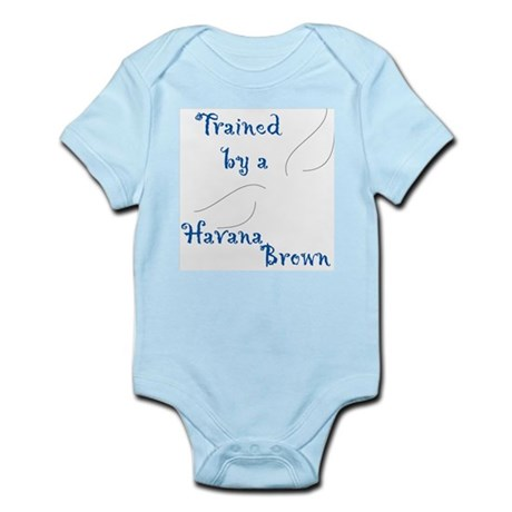 Trained by a Havana Infant Creeper