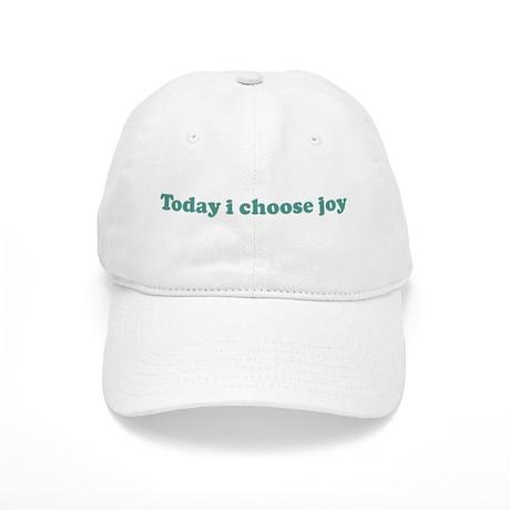 Today i choose joy (blue) Cap
