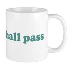 This too shall pass (blue) Mug