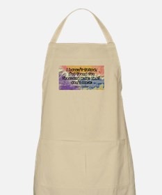 Edison quote BBQ Apron