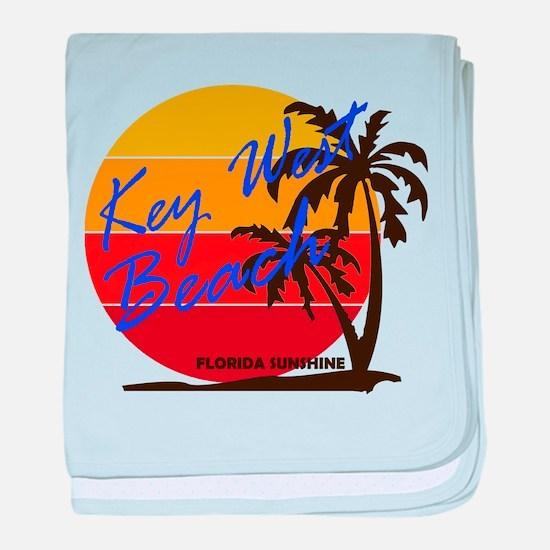 Florida - Key West baby blanket