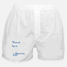 Trained by a Curl Boxer Shorts