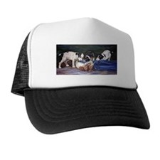 Friendly Tussle Trucker Hat