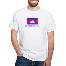 Cambodian Girl Shirt