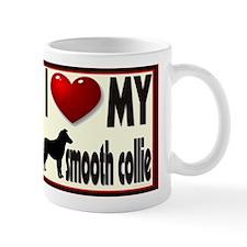 I {heart} my Smooth Collie Mug