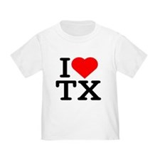 I Love Texas - T