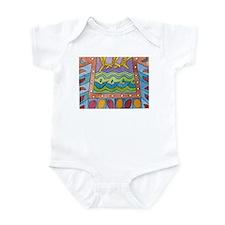 Summer Time Infant Bodysuit