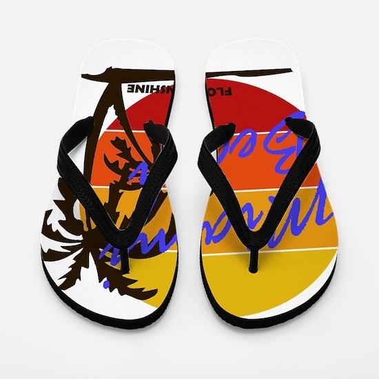 Florida - Miami Beach Flip Flops