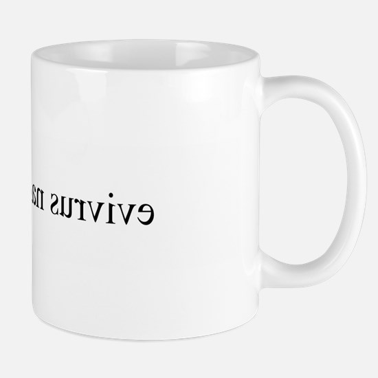 I will and can survive (mirro Mug