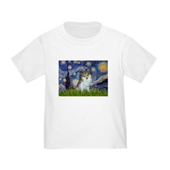 Starry Night /Pomeranian (p) T