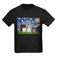 Starry Night /Pomeranian pups T