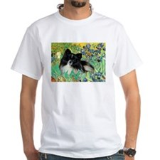 Irises / Pomeranian(bb) Shirt