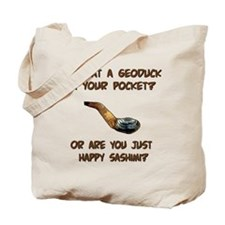 Geoduck or Sashimi Tote Bag