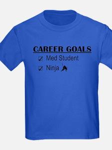 Career Goals Med Student T