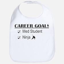 Career Goals Med Student Bib